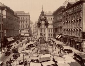 Carl von Zamboni | Hoher Markt (Wien)