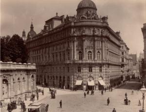 Carl von Zamboni | Tegetthofstrasse (Wien)