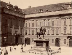 Carl von Zamboni | Josefsplatz (Wien)