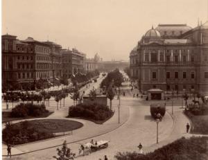Carl von Zamboni | Franzensring (Wien)