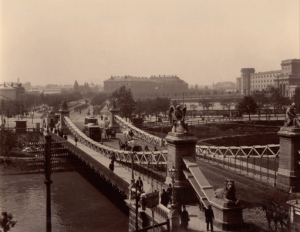 Carl von Zamboni | Aspernbrücke und Stubenring (Wien)